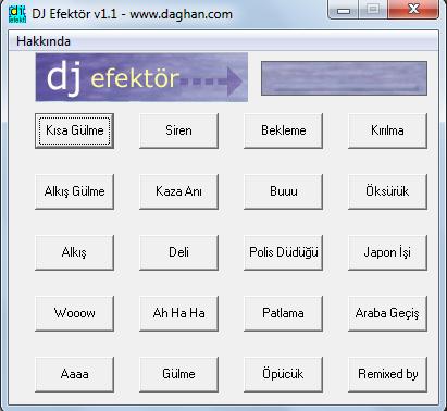 DJ Efektör indir
