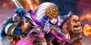Epic Summoners: Battle Hero Warriors PC (BlueStacks) indir