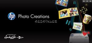 HP Photo Creations  indir