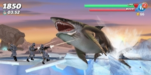 Hungry Shark World PC (BlueStacks) indir