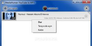 MediaHuman YouTube to MP3 indir