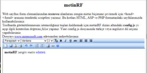 metinRF