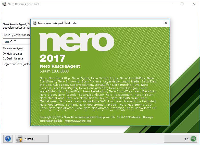 Nero Classic indir