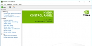 NVIDIA Control Panel indir