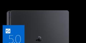 Sony PlayStation 4 Yazılım Güncellemesi
