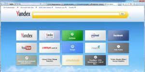 Yandex Elements indir