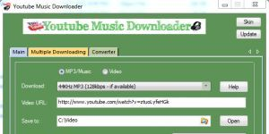YouTube Music Downloader indir